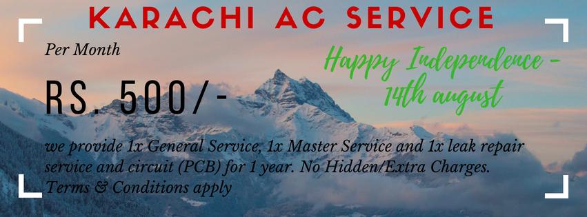 Karachi AC Service